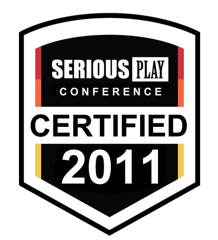 Serious Play Certificate